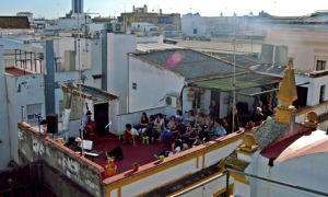 In Spain, a movement has begun to reclaim rooftops, turning them from concrete no-man's land into vi